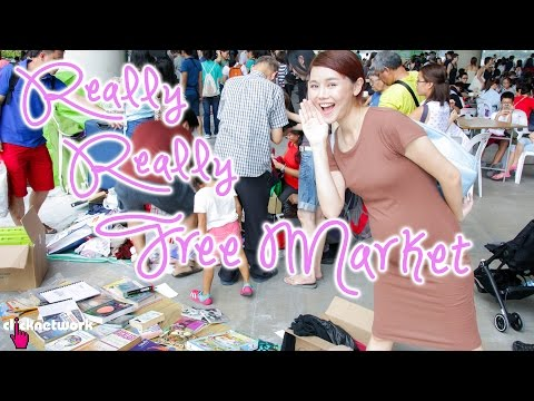 Really Really Free Market  - Budget Barbie: EP115