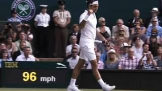 Roger Federer - The Age of Adrenaline Part II (480p)