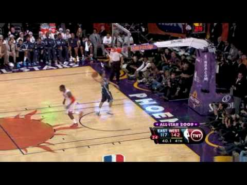NBA Top 10 plays All-Star 2009