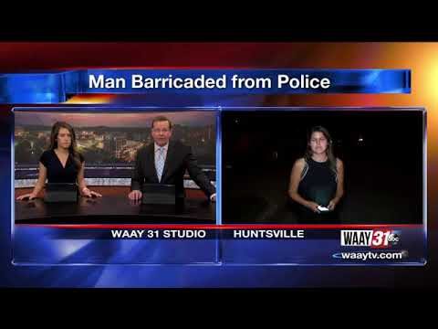Fugitive Barricaded Inside Home Now In Custody