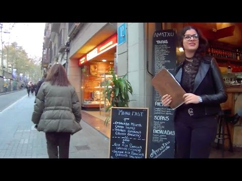 Spain Travel: How Expensive is BARCELONA? & City Tour