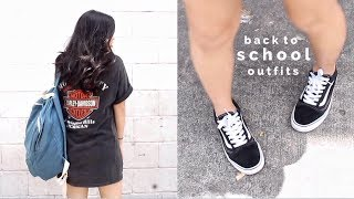 Back To School Outfit Ideas (Philippines)