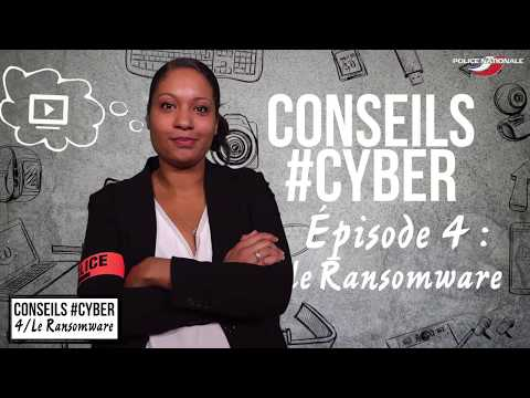 Conseils cyber n°4 - Les ransomwares