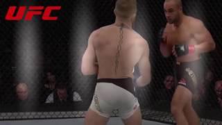 Conor McGregor vs Eddie Alvarez Full Fight UFC 2051