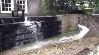 Wateroverlast Arnhem