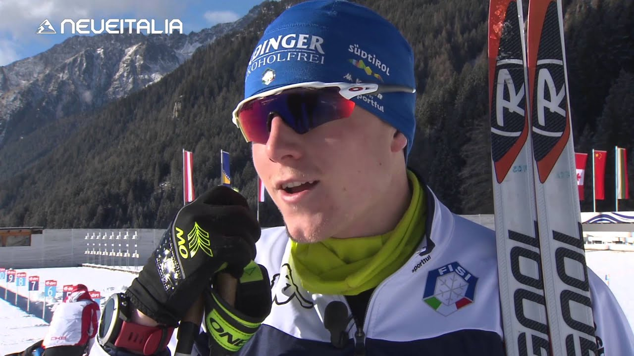 Biathlon - anterselva - lukas hofer - 2a parte