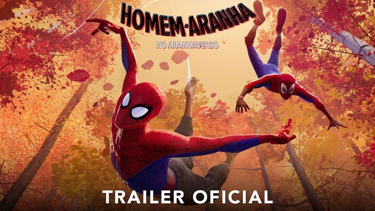 Homem Aranha No Aranhaverso Trailer Oficial Dublado 10 De Janeiro Nos Cinemas