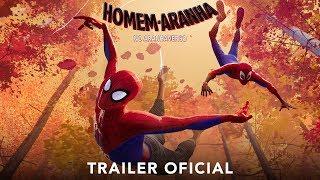 HOMEM-ARANHA NO ARANHAVERSO | Trailer Oficial (dublado) | 10 de janeiro nos cinemas