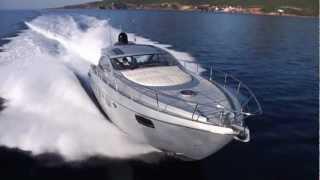 Pershing 50.1(Pershing 50.1 Длина 50 футов (15,83 м) Скорость 45 узлов Яхта производства итальянской верфи Pershing, входящей в состав..., 2013-03-29T16:00:09.000Z)