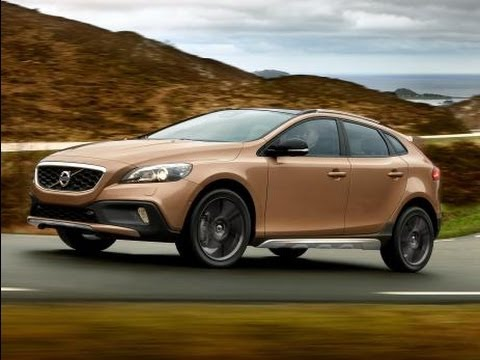 2013 volvo v40 cc cross country hd youtube. Black Bedroom Furniture Sets. Home Design Ideas