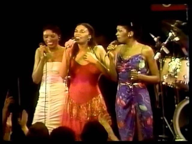 """Fire"" The Pointer Sisters at The Attic 1981"
