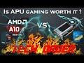 [Analysis] Is APU/iGPU gaming worth it ?