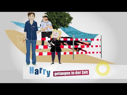Learn German (A1-B1) | HARRY – gefangen in der Zeit | Episode 49