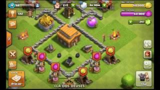 Clash of Clans #Novos no Clash nova série!!!!!