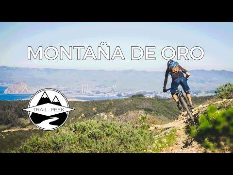 Mountain Biking Montaña De Oro - San Luis Obispo, California
