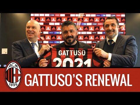 Rino Gattuso's Contract Renewal