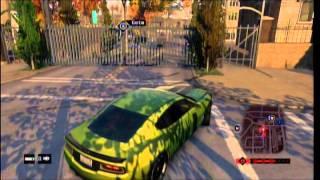 Watch Dogs - Freeroam Gameplay - #2