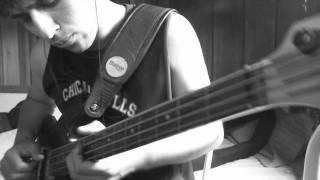 Giannini Jazz Bass Fretless 1976 - Tirando um som sem pretenções