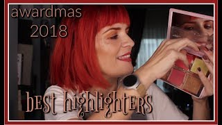 AWARD-MAS #7 | ΚΑΛΥΤΕΡΑ HIGH END HIGHLIGHTERS | BEAUTYLEAKS by JuL