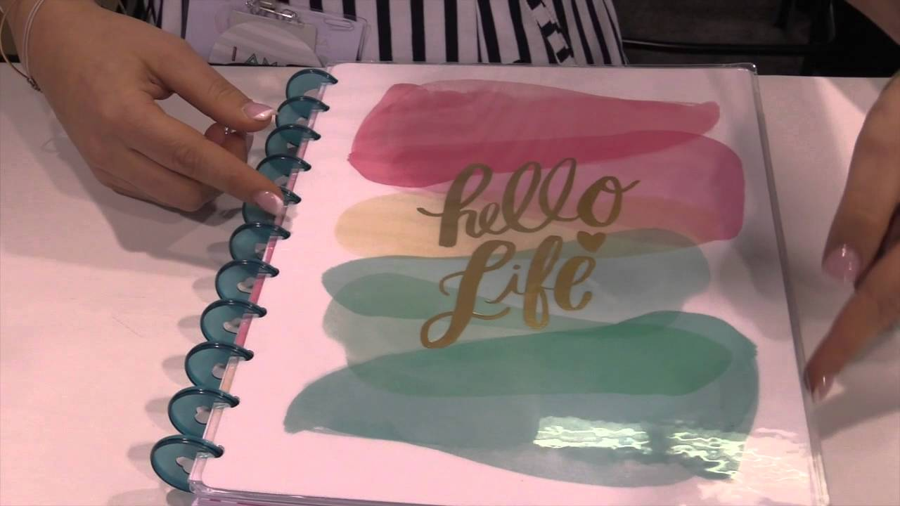 Plan Your Wedding Me My Big: Happy Planner System
