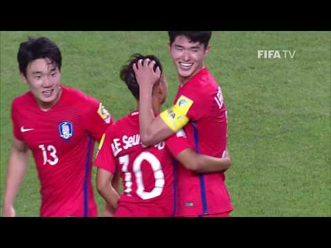 Match 01: Korea Republic v. Guinea FIFA U-20 World Cup 2017