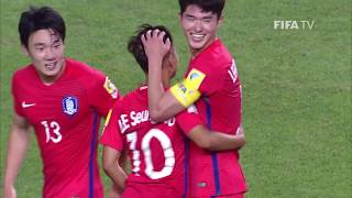 Match 01: Korea Republic v. Guinea - FIFA U-20 World Cup 2017