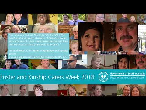 Foster and Kinship Carers 2018