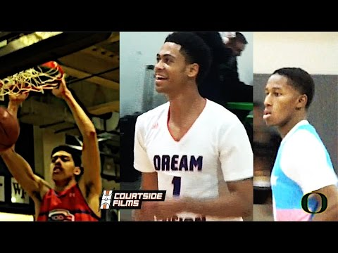 2015 Oregon Commit Trio: Tyler Dorsey, Trevor Manuel & Kendall Small