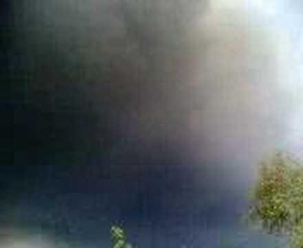 Incendio alla De Longhi Treviso - 18/04/07
