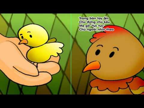 Thơ mầm non - Bài thơ mười quả trứng tròn