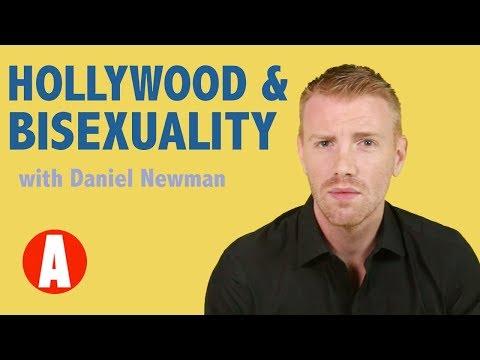 The Walking Dead's Daniel Newman on Bisexuality & Hollywood