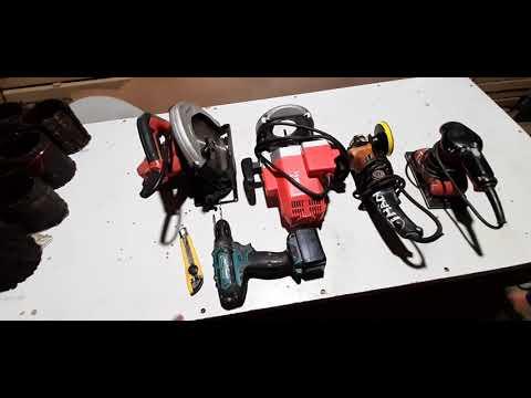 Các dụng cụ máy dùng để diy làm bàn epoxy resin