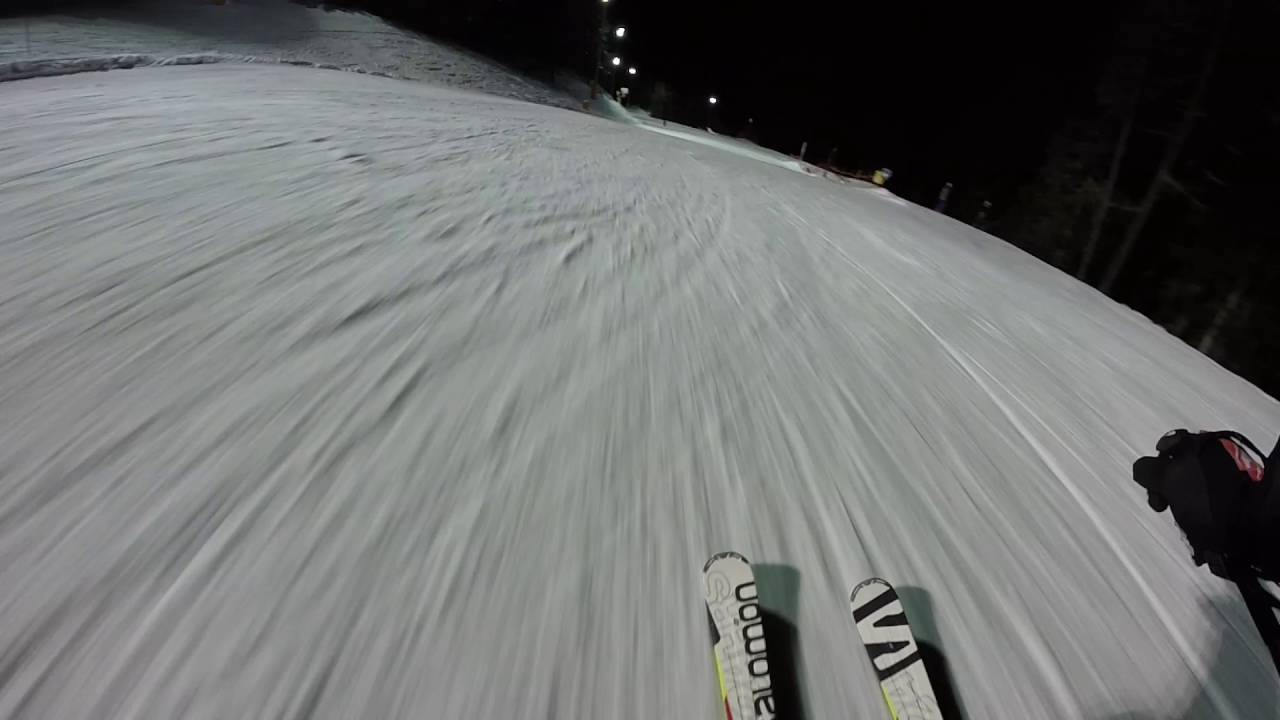 Una giornata di sci a gressoney-la-trinité