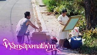 Wansapanataym: Julian's maid throws Annika's painting