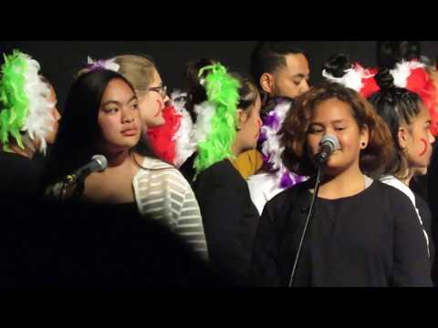South Auckland Middle School Perform At Trust Live Auckland 2018
