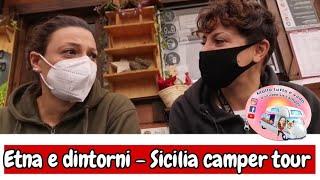 Etna e dintorni - Sicilia camper tour