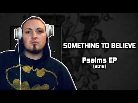 Hollywood Undead - Something To Believe (Lyrics Video) | REACTION
