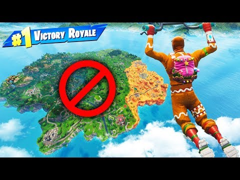 Can You WIN WITHOUT LANDING? in Fortnite Battle Royale en streaming