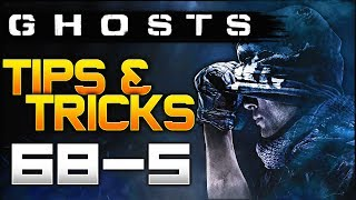Video Call of Duty: Ghosts Tips & Tricks! - 68 Kills / 5 Deaths Multiplayer Gameplay (CoD Ghost Online) download MP3, 3GP, MP4, WEBM, AVI, FLV November 2017