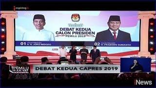 Download Video [FULL] Debat Kedua Calon Presiden Pemilu 2019 Part 06 - Pemilu Rakyat 17/02 MP3 3GP MP4