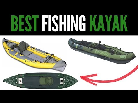 Best Inflatable Kayak For Fishing -- My Top 3 Picks