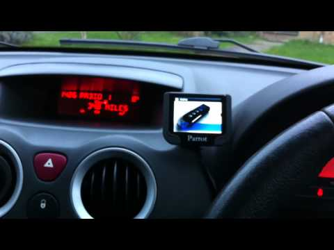 Parrot MKI9200 Bluetooth system