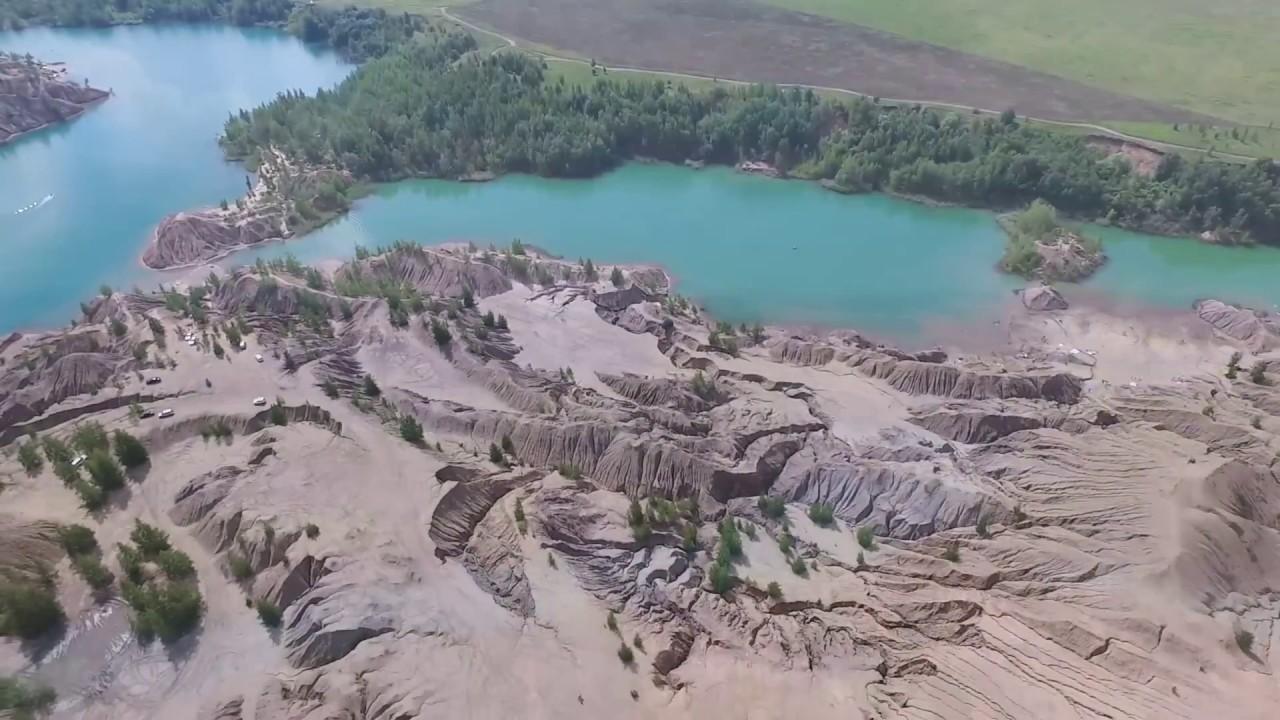 Романцевские горы / Голубые озера д. Кондуки Тульская область