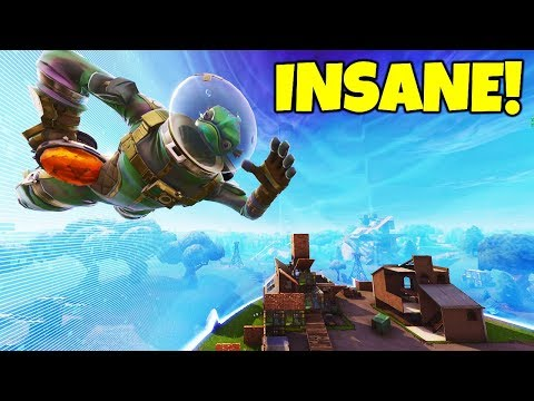INSANE 18 KILL *WIN* IN FORTNITE BATTLE ROYALE!! (Solo Fortnite Gameplay)