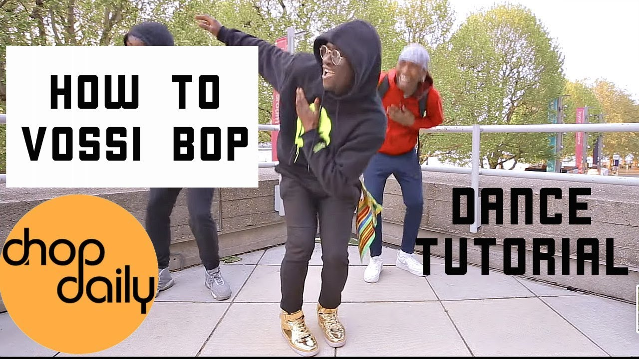 how to do the bop dance