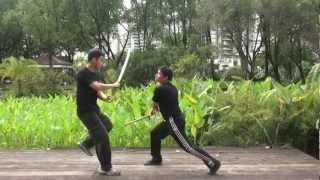單刀法選 Chinese Long-Saber (Dandao / Miao Dao) Techniques #1