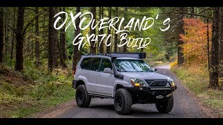 GX470 Overland Build - OXOverland's Family Expedition Build