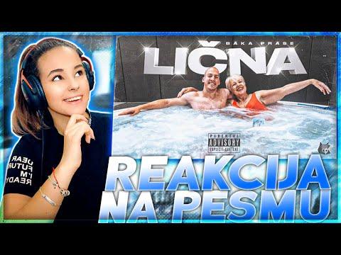 BAKAPRASE – LIČNA (official music video)  *Moja reakcija!*
