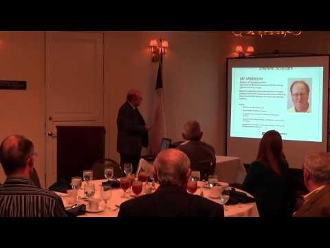 Dr. Clifford Fry '67- TAMU Institute for Advanced Study- 11/17/14 Update