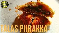 Talaş böregi   (Talas piirakka) #reseptit #ruokaresepti